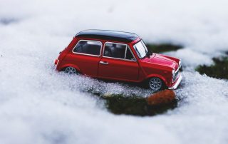 Winter driving checklist!
