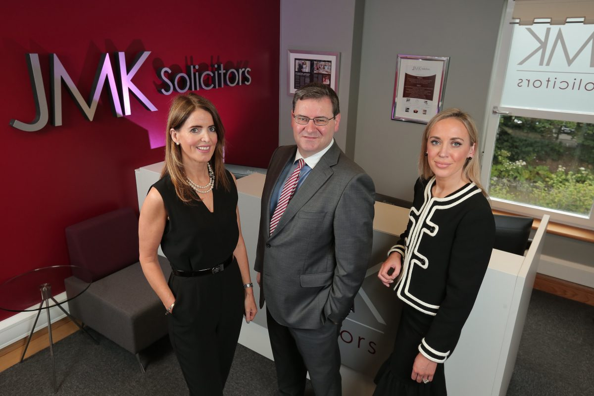 JMK top NI personal injury law firm for 4th year in a row