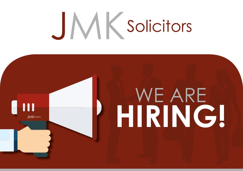 JMK Solicitors Recruitment