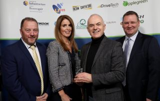 JMK sponsor Two Wheels category at NI Road Safety Awards