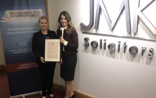 Lexcel Mark JMK Solicitors