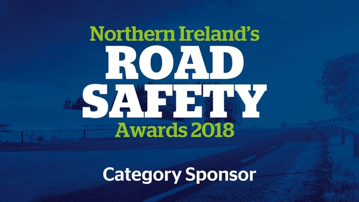 NI Road Safety Awards 2018 Category Sponsor logo