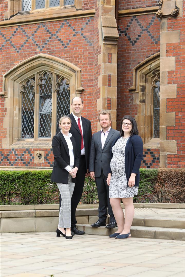 JMK Solicitors Queens Law Grad Sponsorship