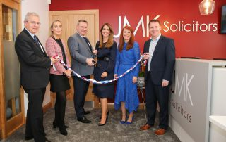 JMK Solicitors invest £1.7m in Newry Office